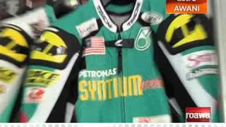 In Gear (S3 E5): Hafizh Syahrin of Moto2 fame listens to