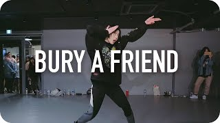 Bury A Friend Billie Eilish Tina Boo Choreography