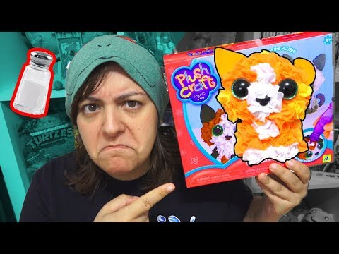 DON'T BUY? 8 REASONS DIY PLUSH CRAFT KITTEN Orb Factory is NOT worth it SaltEcrafter #16