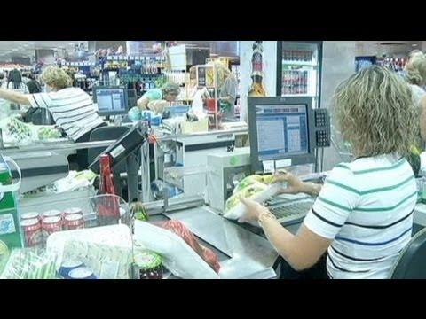 Eurozone: Steigende Inflation, steigende Arbeitslosigkeit...