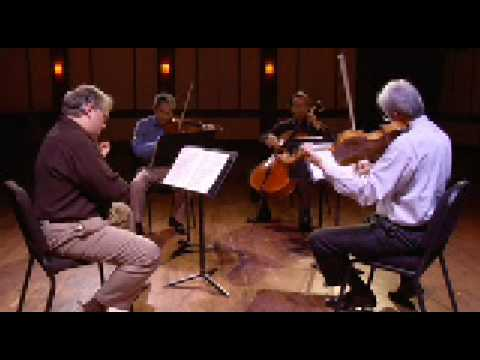 Harlan Brothers/Emerson String Quartet - BACH&friends - Michael Lawrence Films