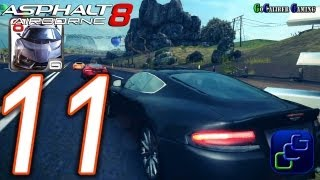 Asphalt 8: Airborne Walkthrough - Part 11 - Career Season 3: Street Rules