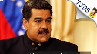 BBC Reporter Corrects US Media on Venezuela W/Greg Palast
