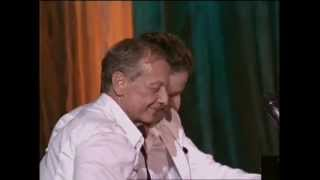 Михаил Задорнов, Брендон Стоун - дуэт за роялем - «Я люблю Америку» (М. Задорнов), 2011