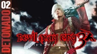Devil May Cry 3 - Parte 2: Torre do Demônio [ Detonado Legendado PT-BR ]
