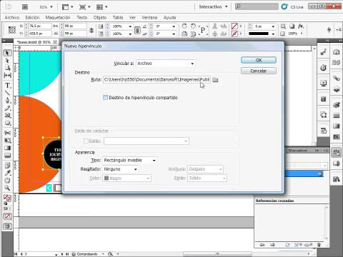 Documentos interactivos y publicaciones digitales con InDesign CS5 - CS5.5