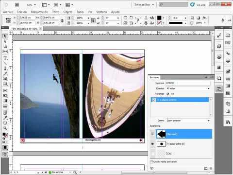 Documentos interactivos y publicaciones digitales con InDesign CS5 - CS5.5