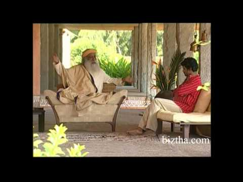 Sadhguru With Cheran