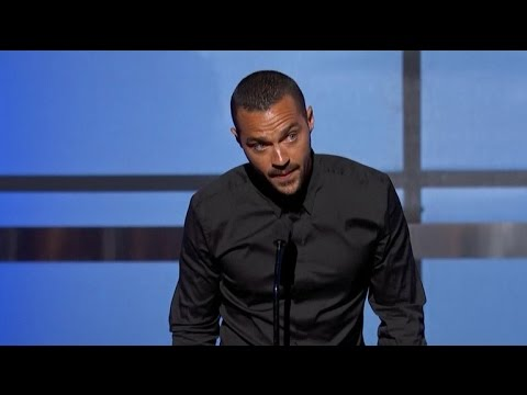Jesse Williams' fiery BET Awards speech