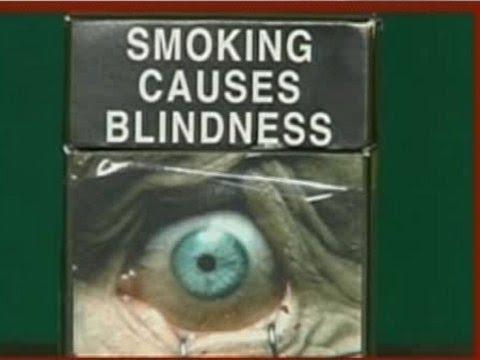 SONA: Graphic health warnings, ilalagay sa mga pakete ng sigarilyo
