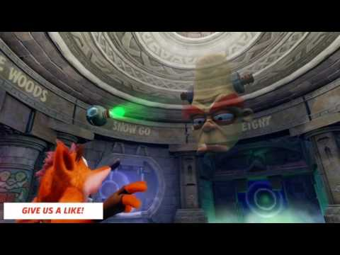 N.Brio Cutscene | Crash Bandicoot N.Sane Trilogy