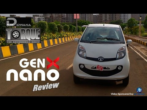 Tata Nano GenX AMT (Automatic Transmission) Review   Torque - The Automobile Show