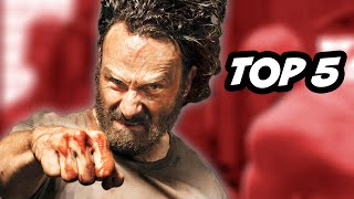 Walking Dead Season 5 Countdown - Rick Grimes Badass Moments