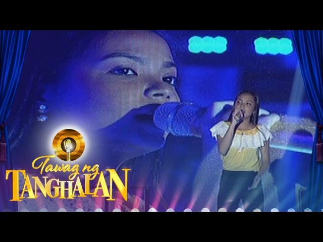 Tawag ng Tanghalan: Rosarely Avila is the newest Tawag ng Tanghalan champion