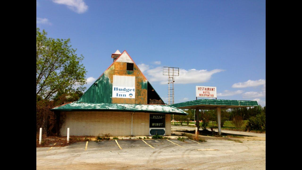 Urban Exploration Abandoned Budget Inn Motel Georgia