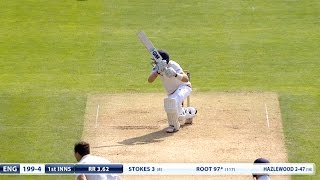 Ashes highlights - Joe Root hits 134 - Cardiff Test, Day 1