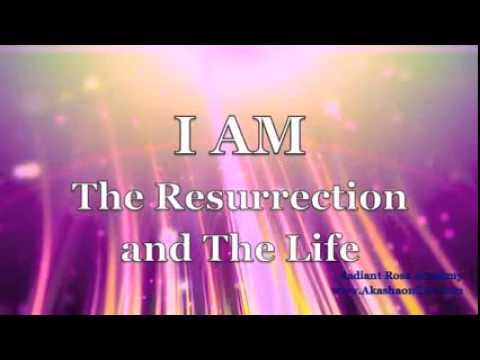 I Am The Resurrection And The Life Lifting And Raising Sacred Fire Meditation By Beloved Asun video