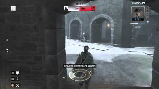 Assasssin Creed 3 Multiplayer- Part 2 - THATS A WIN!!!