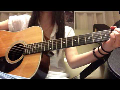 Yui good-bye Days 【cover】 video