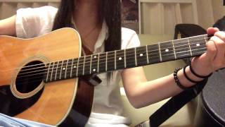 YUI/Good-bye days 【cover】
