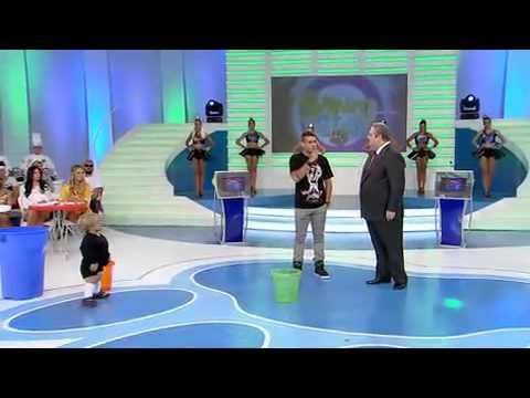 Ex BBB's Yuri e Anamara chutam o balde no   Sábado Total