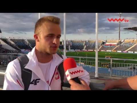 Eryk Hampel W Półfinale MŚ Juniorów