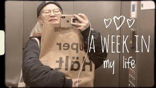 DU HỌC ĐỨC 🇩🇪 | 1 TUẦN CỦA DU HỌC SINH ĐỨC 👩🏻🦳 | A WEEK IN MY LIFE | my20s