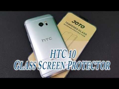 HTC 10 Full Coverage Glass Screen Protector review