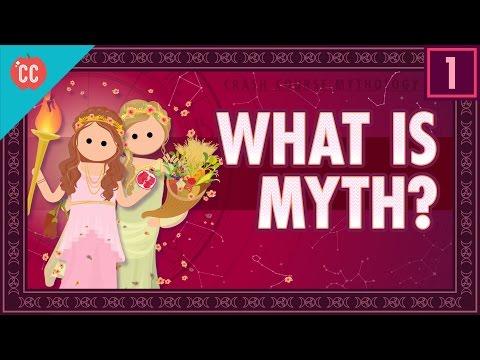 What Is Myth? Crash Course World Mythology #1
