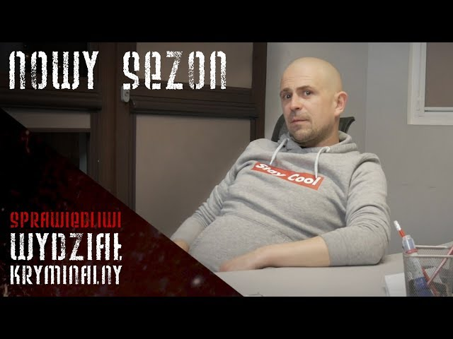 """""""Sprawiedliwi: Wydział Kryminalny"""" - Michał Mrozek o 4 sezonie!"""