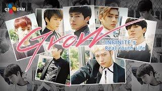 """Grow"" Infinite's real youth life"