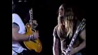 download lagu Slash & Zakk Wylde - Voodoo Child Jimi Hendrix gratis