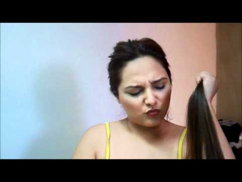 GabyTips.. revive tus extensiones de cabello!!!-How to revive your hair extensions