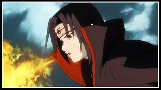 """""""ANIME IN MINUTES?"""" ITACHI Online Ranked Matches   NARUTO ULTIMATE NINJA STORM TRILOGY - STORM 3"""