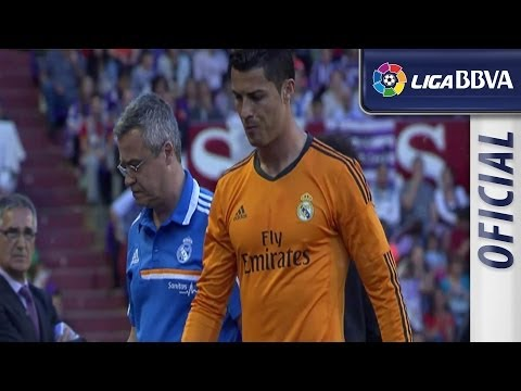 Cristiano Ronaldo's injury