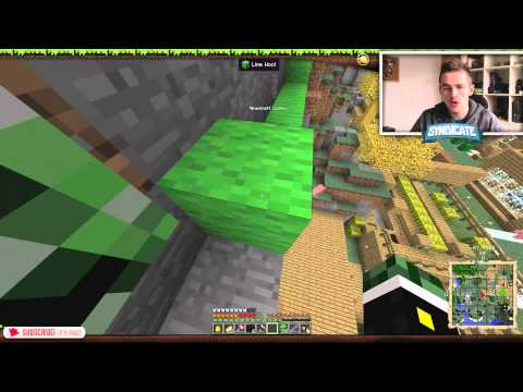 CREEP FACE CONSTRUCTION! - The Minecraft Project Episode #391