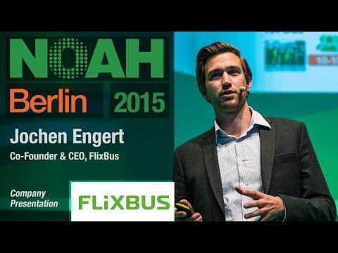 Jochen Engert, FlixBus - NOAH15 Berlin
