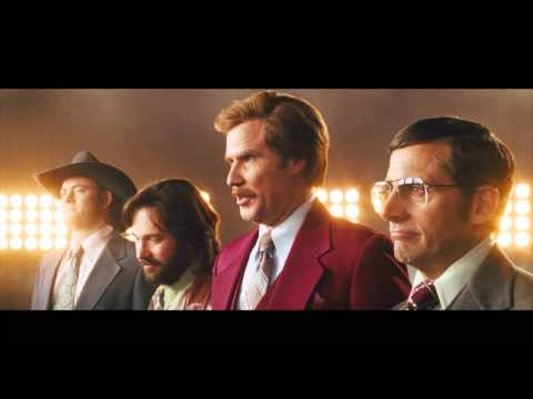 Anchorman 2 Trailer Official - Will Ferrell, Steve Carell