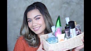 Best Skincare + Haircare Favorites 2017 | Jihan Putri