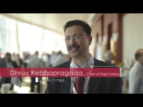 Dhruv Rebbapragada, Chief of Flight Safety, Indigo Airlines