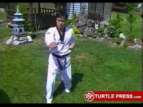 Sang H. Kim teaches the first Taegeuk form - Poomse Taegeuk Il Jang ...