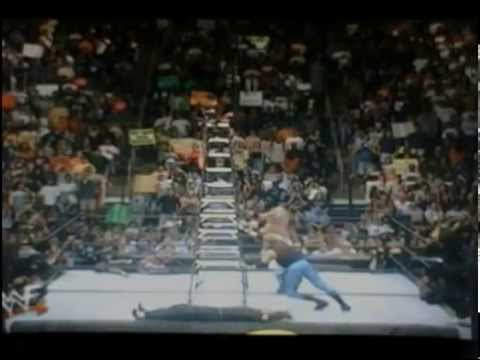 WWF/WWE/ECW Extreme Moments, Accidents & Cool Wrestling Moves