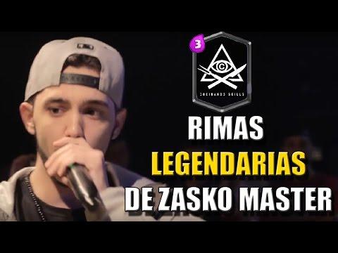 RIMAS LEGENDARIAS ZASKO MASTER | ULTIMAS COMPETICIONES 2016