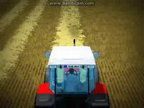 how to use the bale machine in farming simulator 2013 (URSUS ADD ON'S)
