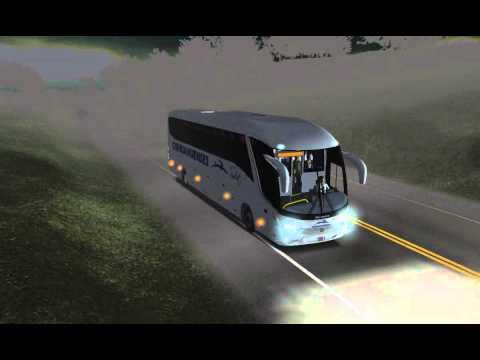 Marcopolo Paradiso 1200 G7 / Chihuahuenses Select / 18 WoS ALH Mod Bus México 2013