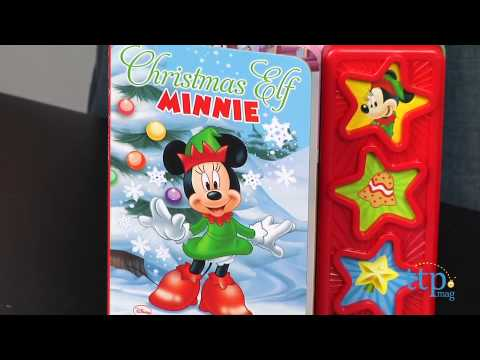 Christmas Elf Minnie published by Publications International