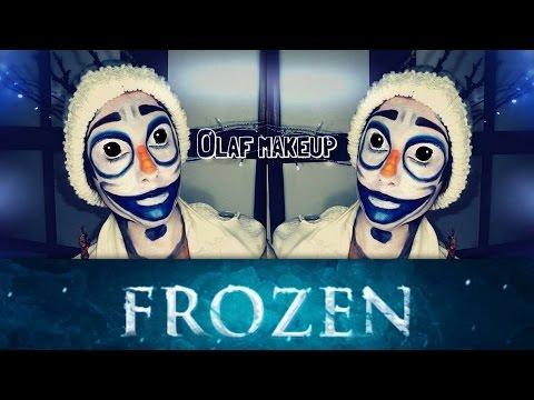 Olaf Frozen Muñeco de Nieve