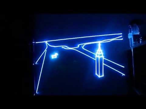 ВЛТ - лазерный проектор RGB PRO - презентация