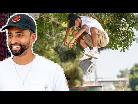 SCREAMING VLOG #2: Perfect Kickflips & Hot Dumpster Juice!? Maurio McCoy Skates LA on a VX Deck