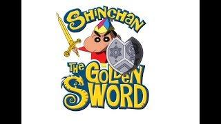 Shin chan Movie : Golden Sword Song In Hindi Gold Gold Money (Paisa paisa Hai)